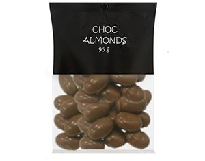 Kingsway Choc Almonds
