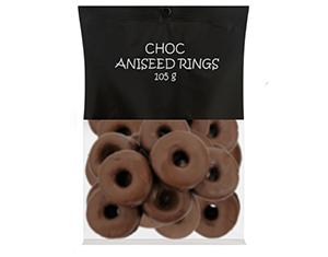 Kingsway Choc Aniseed Rings