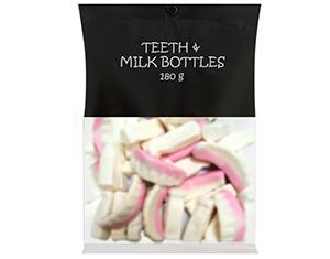 Kingsway Teeth & Milk Bottles