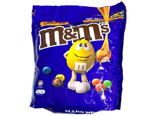 Chocolate M&M's - Lollies
