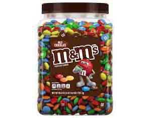 M&M's Pantry Size 1.2kg